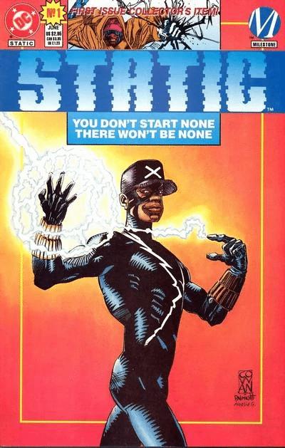 DC et ses créateurs supportent le mouvement #BlackLivesMatter 1