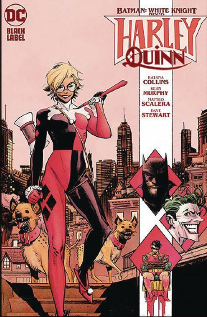 White Knight SPIN OFF Harley Quinn