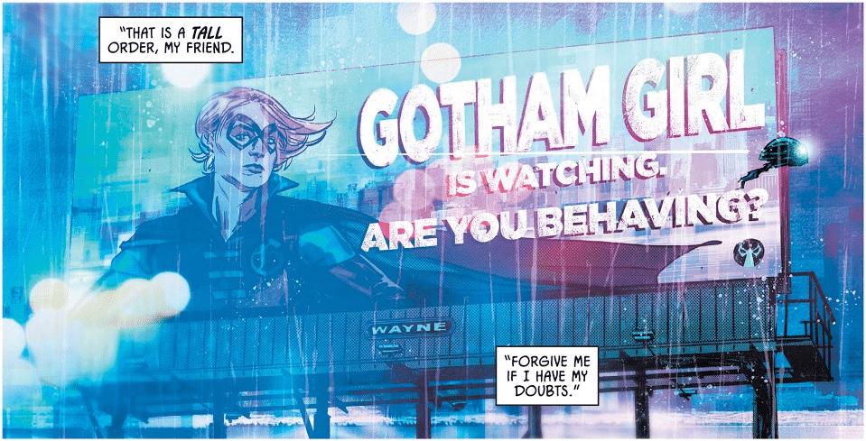 Review VF - Batman Rebirth Tome 12 : La Cité de Bane 1