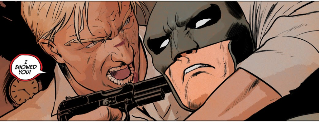 Review VF - Batman Rebirth Tome 12 : La Cité de Bane 3