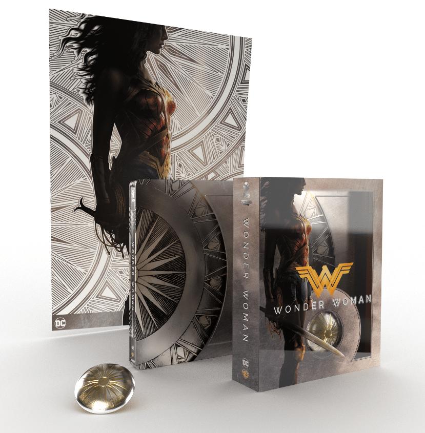 Wonder Woman s'invite chez les Titans of Cult 1