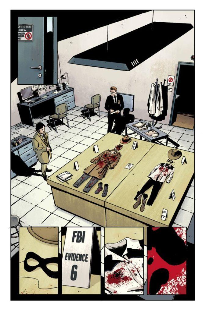 DC annonce Rorschach par Tom King et Jorge Fornés 36