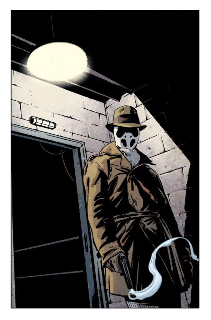 DC annonce Rorschach par Tom King et Jorge Fornés 37