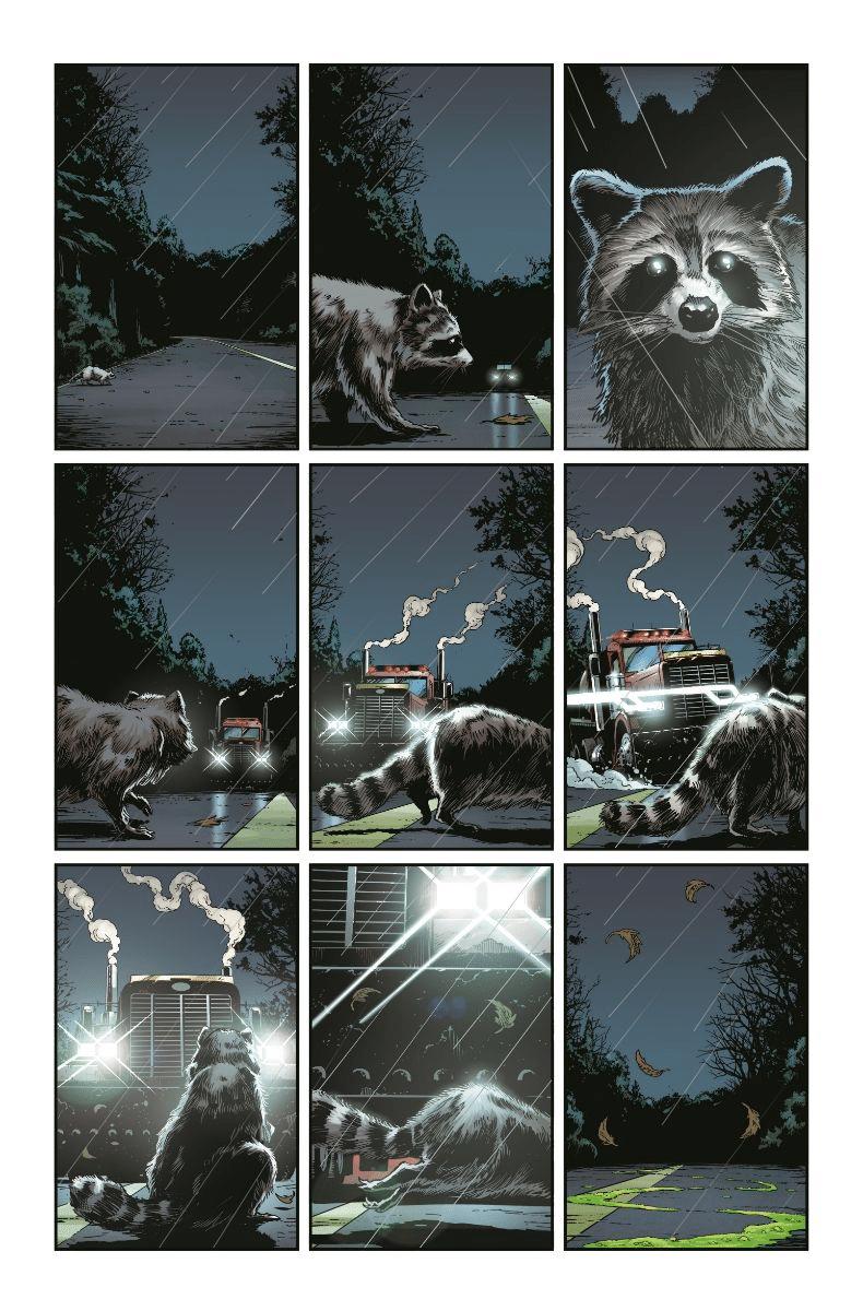 De nouvelles pages et couvertures pour Three Jokers 4