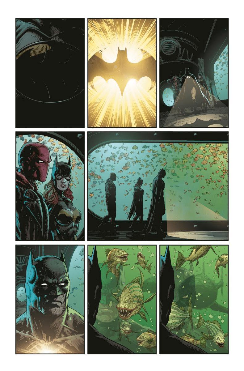 De nouvelles pages et couvertures pour Three Jokers 8