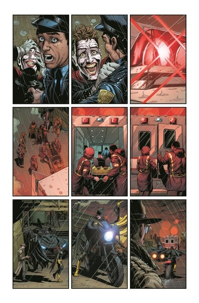 Three Jokers #1 Preview