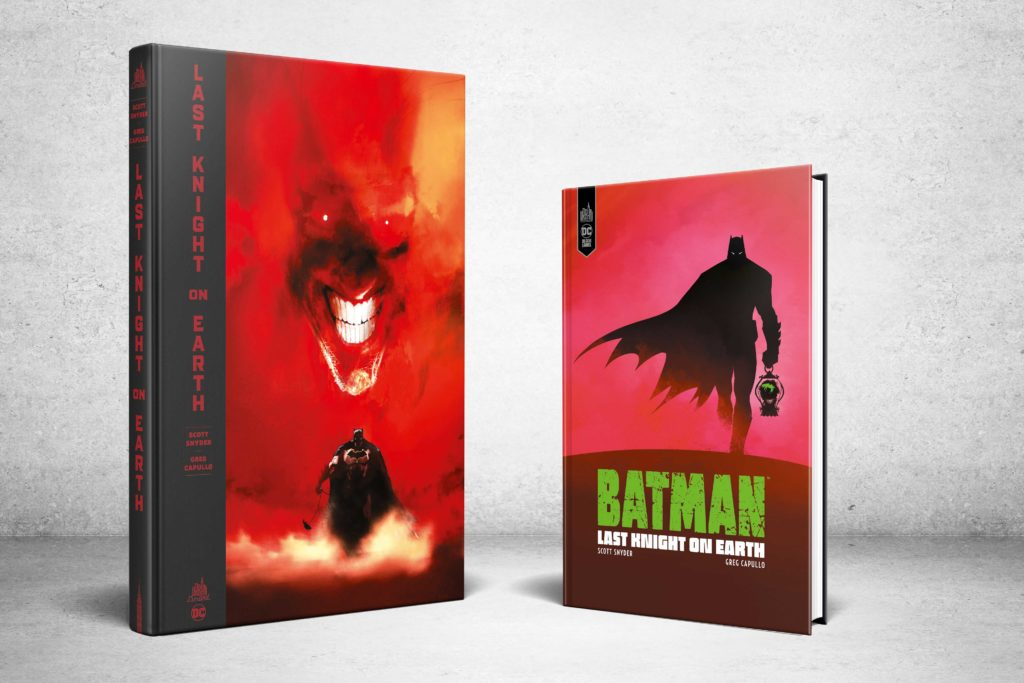 Urban Comics lance sa collection Urban Limited 3