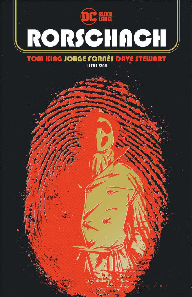 DC annonce Rorschach par Tom King et Jorge Fornés 34