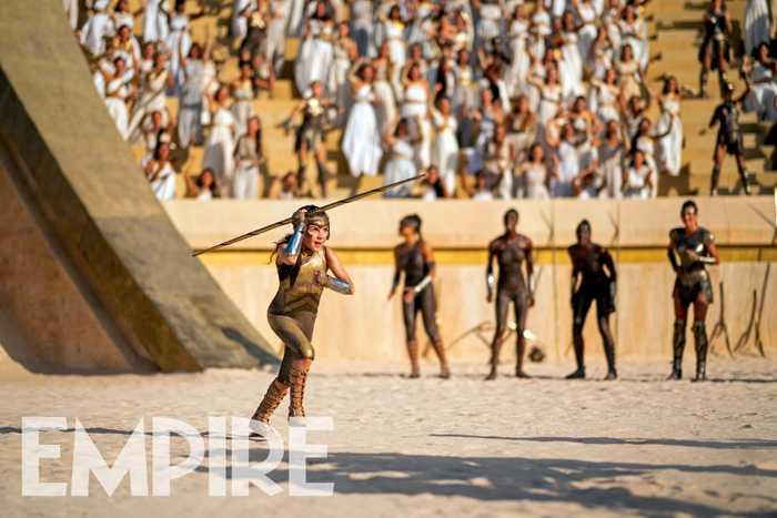 Wonder Woman : Les projets de Patty Jenkins pour les Amazones 34