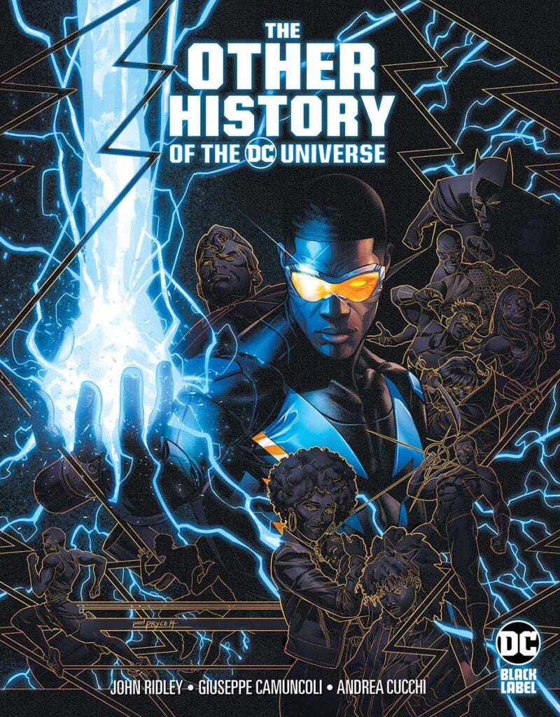 The Other History of the DC Universe arrive (enfin) en novembre 2
