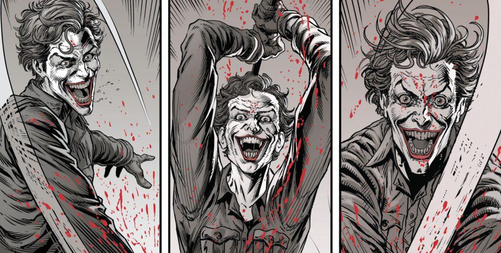 Review VO - Batman : Three Jokers #1 37