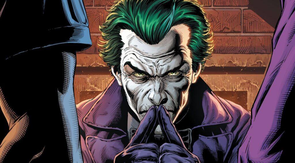 Review VO - Batman : Three Jokers #1 38