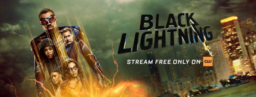Bilan des séries CW 2019/2020 : Black Lightning Saison 3
