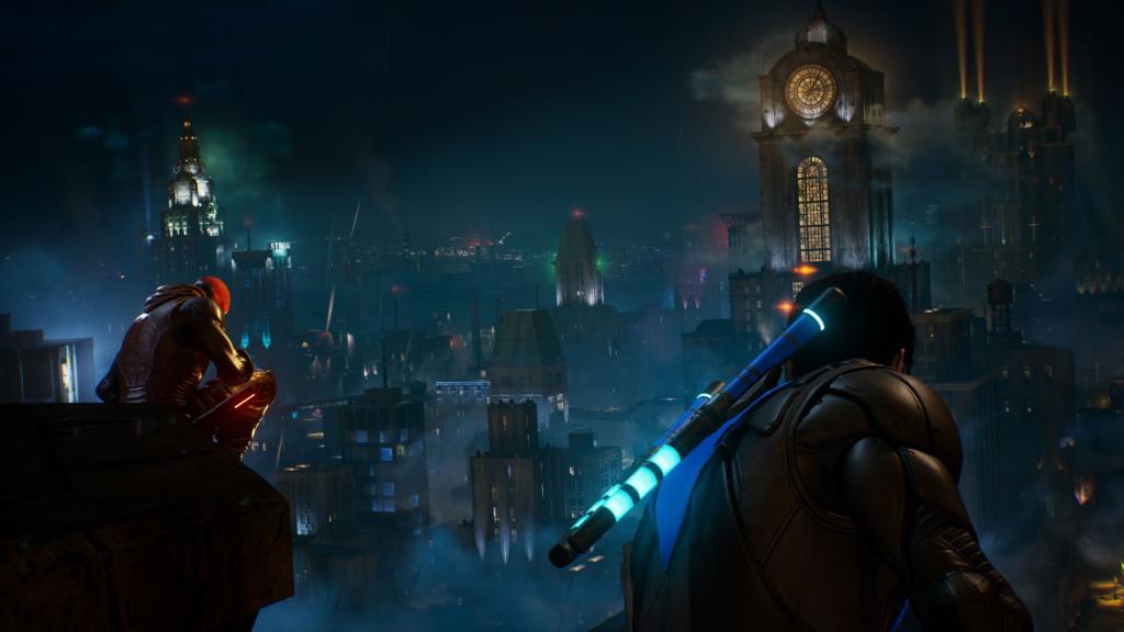 Plein d'infos sur le jeu Gotham Knights 1
