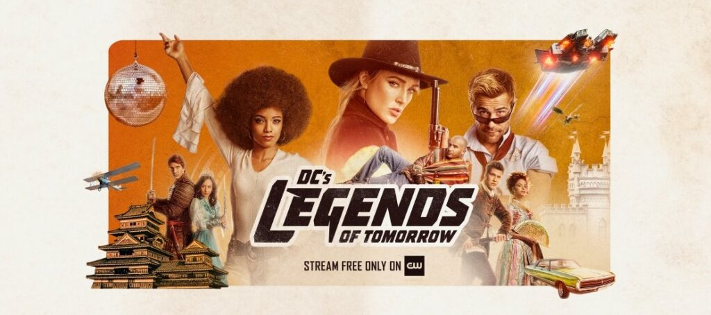 Bilan des séries CW 2019/2020 : Legends of Tomorrow Saison 5