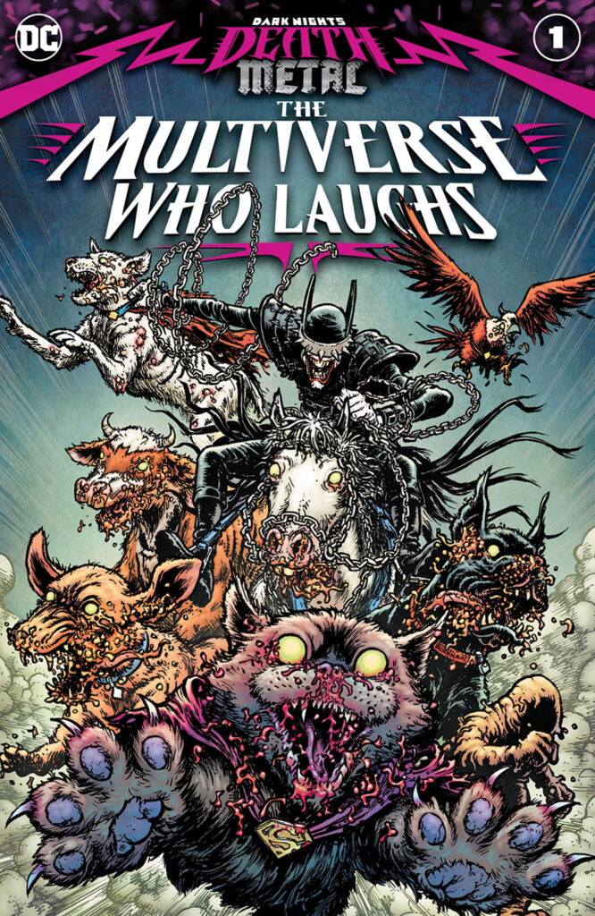 Lobo et les Super Pets au programme des one-shots Death Metal de novembre 2
