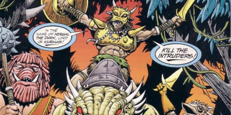 Off My Mind #99 - DC Comics et la mythologie mésopotamienne 8