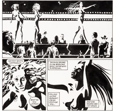 Off My Mind #99 - DC Comics et la mythologie mésopotamienne 4
