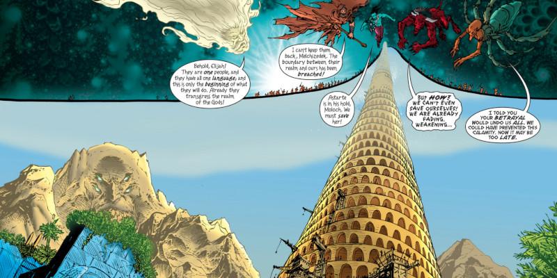 Off My Mind #99 - DC Comics et la mythologie mésopotamienne 6