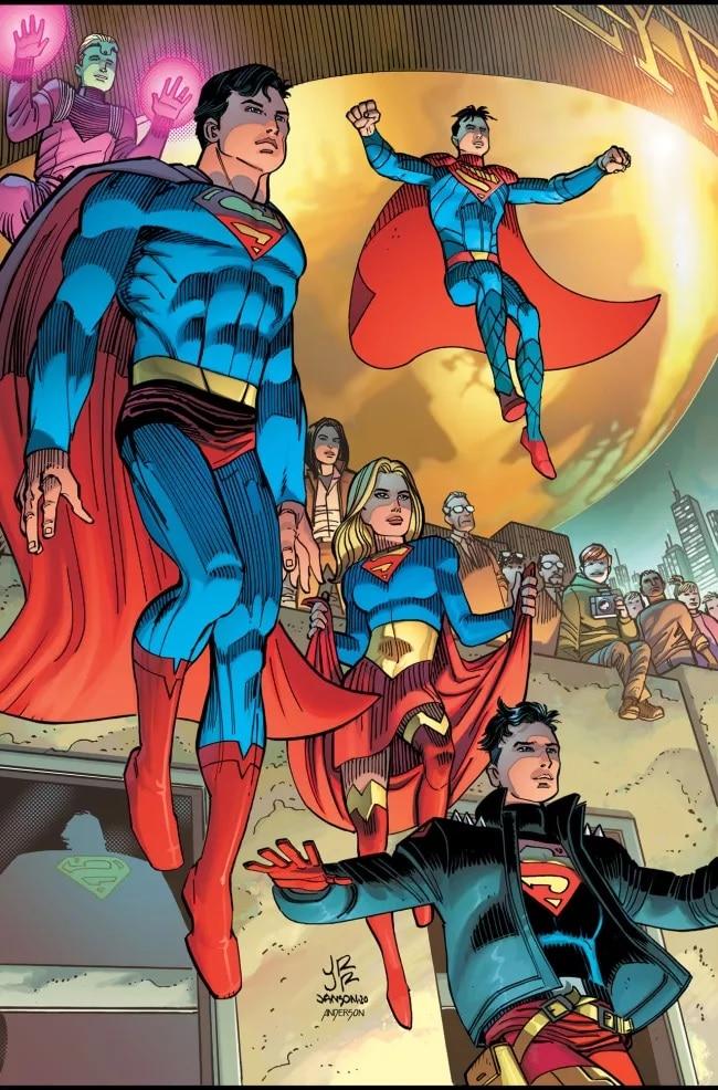Action Comics 1028 - Brian Bendis