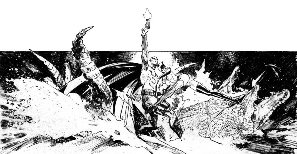 Une nouvelle date pour Batman/Catwoman en décembre 40