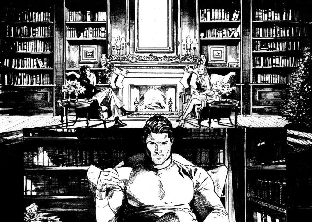 Une nouvelle date pour Batman/Catwoman en décembre 38