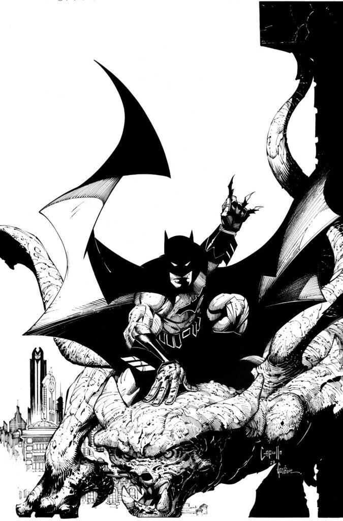 Batman : Black and White de retour en décembre 27