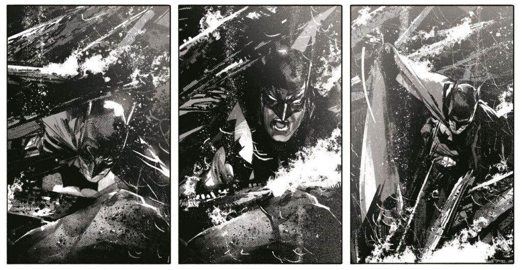 Batman : Black and White de retour en décembre 37