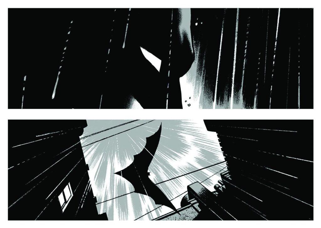 Batman : Black and White de retour en décembre 39