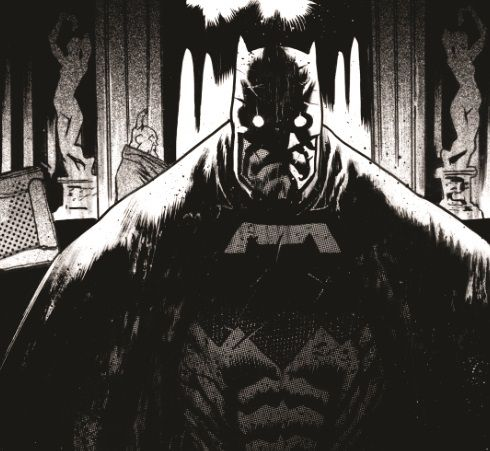 Batman : Black and White de retour en décembre 38