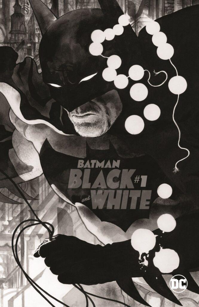 Batman : Black and White de retour en décembre 28