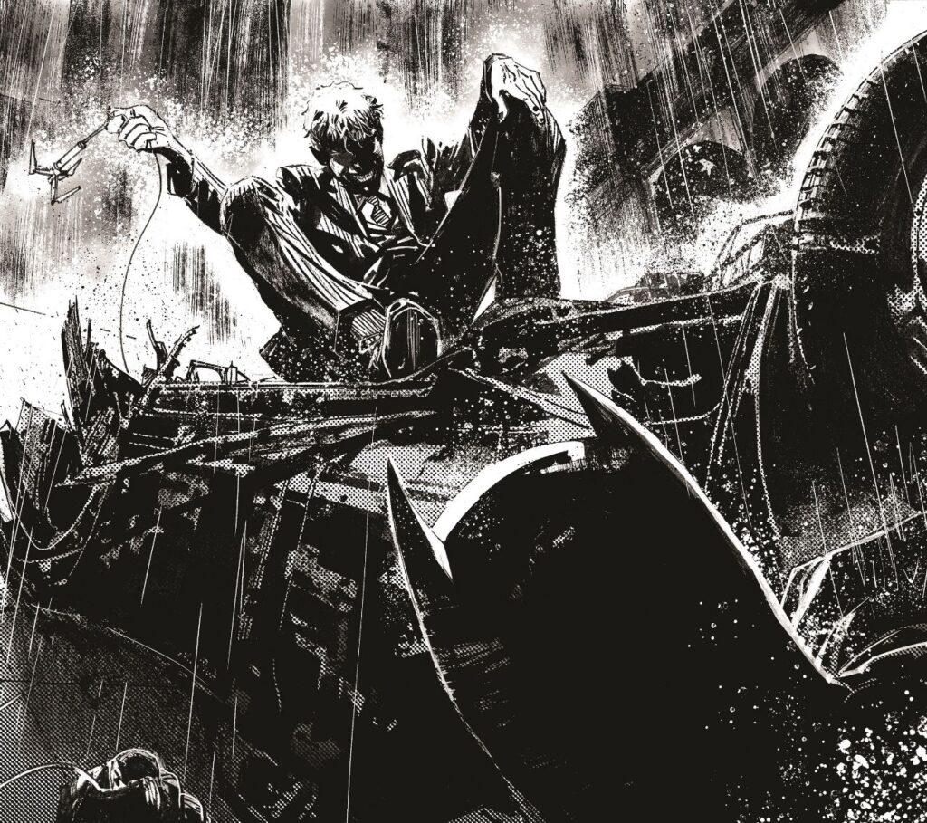 Batman : Black and White de retour en décembre 30
