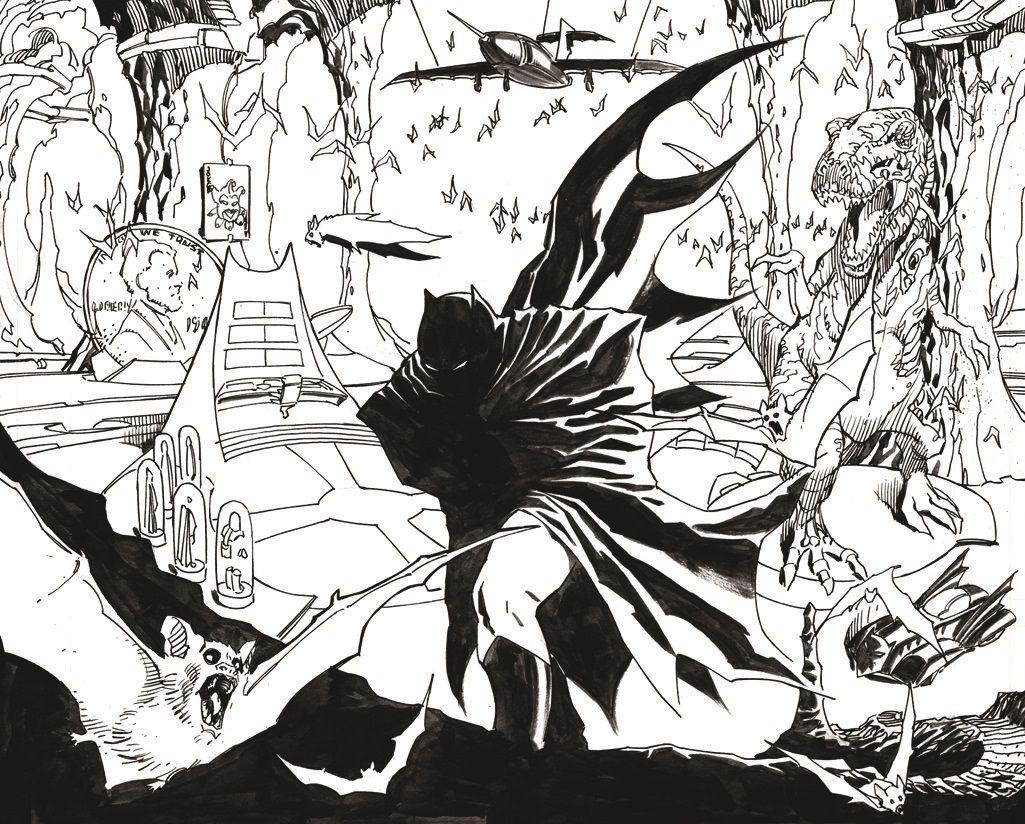 Batman : Black and White de retour en décembre 31