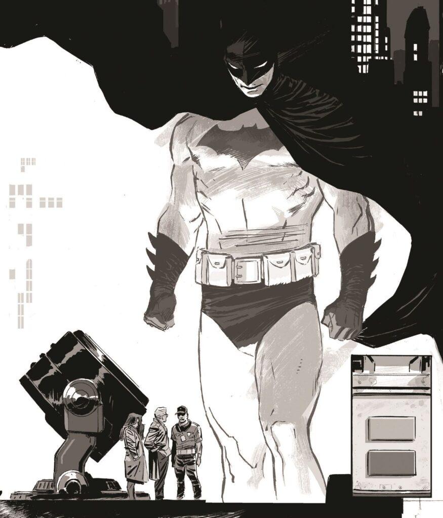 Batman : Black and White de retour en décembre 32