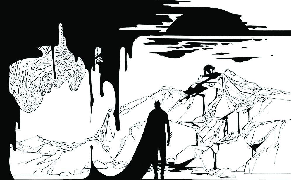 Batman : Black and White de retour en décembre 34