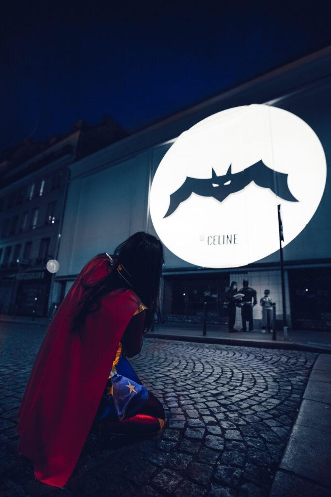 Batman Day : Découvrez les logos des fans projetés 40