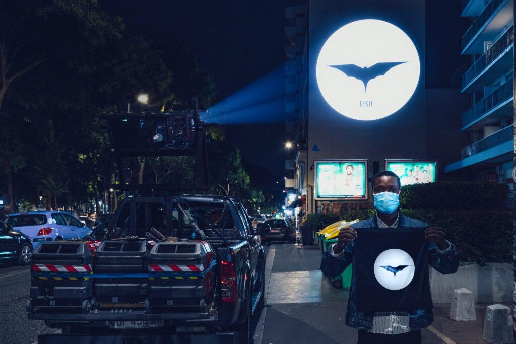 Batman Day : Découvrez les logos des fans projetés 36