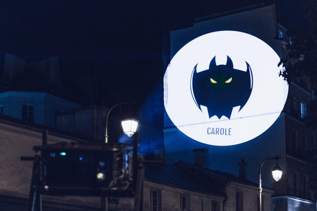 Batman Day : Découvrez les logos des fans projetés 38