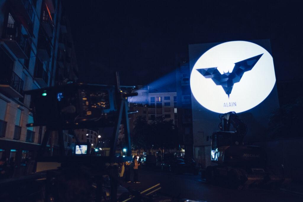 Batman Day : Découvrez les logos des fans projetés 39