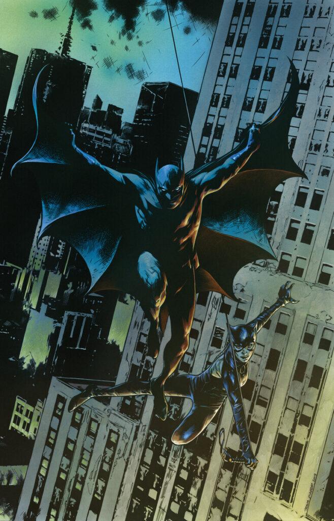 Une nouvelle date pour Batman/Catwoman en décembre 36