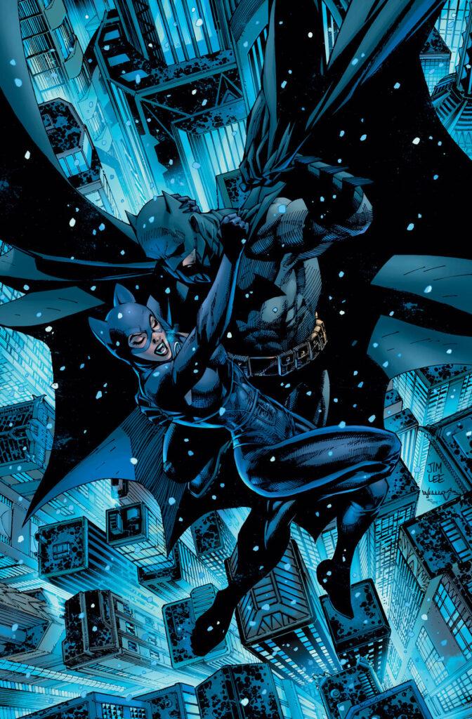Une nouvelle date pour Batman/Catwoman en décembre 35