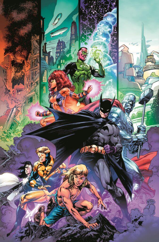 Generations revient sous la forme d'un one-shot avec le Batman du Golden Age 26