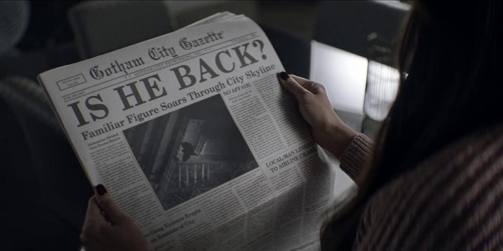 Batman est-il de retour ? Batwoman Saison 1
