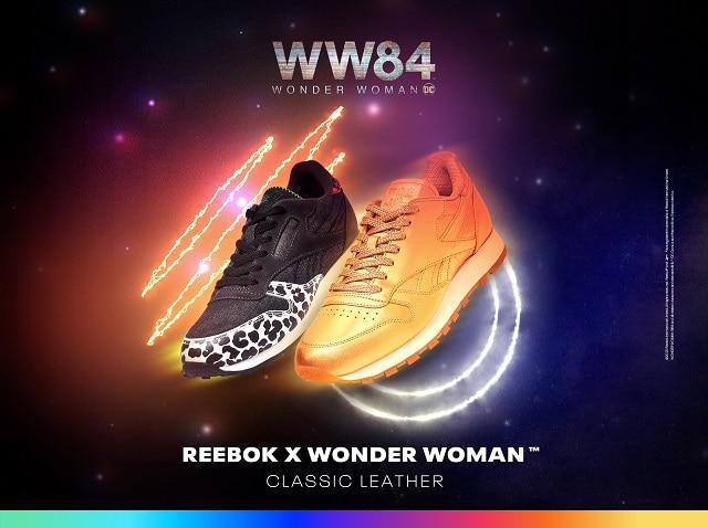 Une collection Wonder Woman 1984 chez Reebok 35