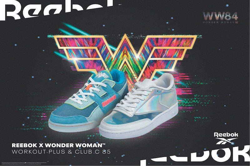 Une collection Wonder Woman 1984 chez Reebok 36