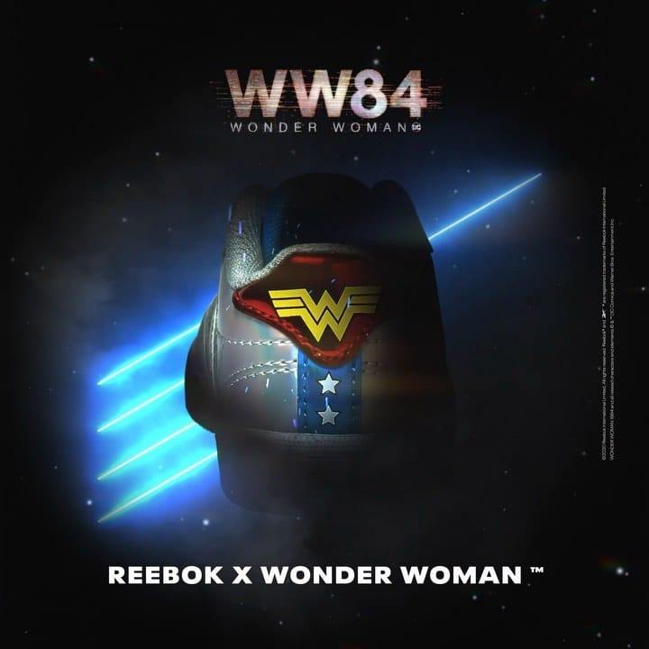 Une collection Wonder Woman 1984 chez Reebok 38
