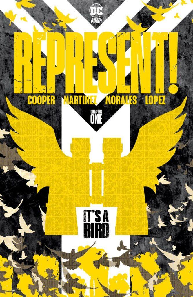 DC annonce Represent!, une anthologie numérique pour les créateurs minoritaires 35