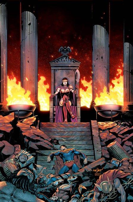 Trois Tales from the Dark Multiverse s'ajoutent à la liste 27
