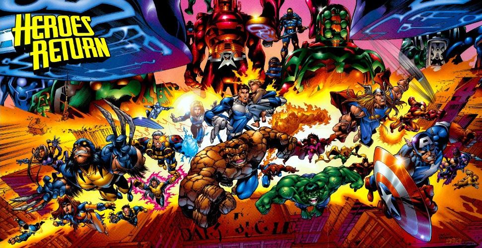 marvel heroes the return