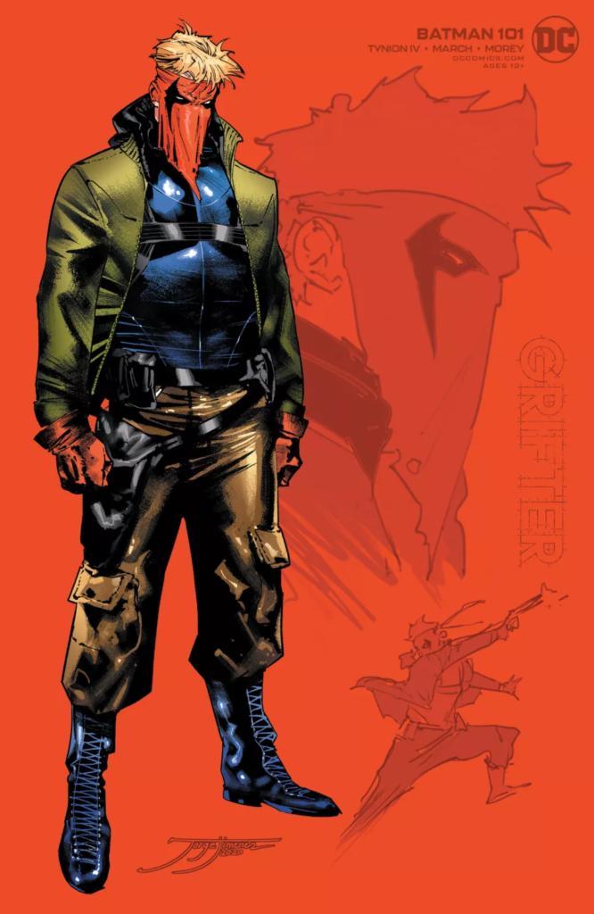 Preview VO - Batman #101, l'après Joker War 33